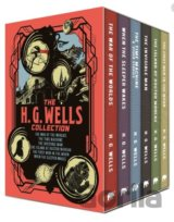 The H.G. Wells Collection (Box Set)