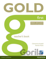 Gold - First 2015 - Teacher's Book