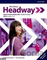 New Headway - Upper Intermediate-  Multipack A