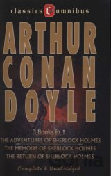 Arthur Conan Doyle - 3 Books in 1