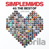 Simple Minds: 40 - The Best Of Simple Minds
