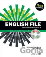 English File - Intermediate - Multipack A