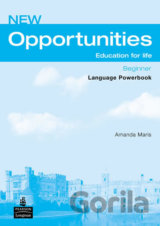 New Opportunities - Beginner - Language Powerbook