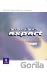Expert First Certificate 2003 - Students' Resource Book (w/ key)