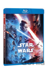Star Wars: Vzostup Skywalkera Blu-ray