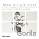 Fashion Illustration School : A Complete Handbook for Aspiring Designers and Ill