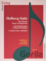 Holberg-Suite and Moods, Song Arrangements