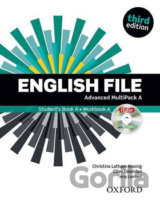 English File: Advanced - Multipack A