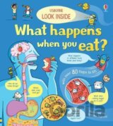 Look inside: What happens when you eat