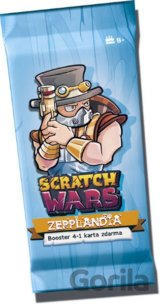 Scratch Wars: Booster Pack – Zepplandia