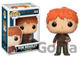 Funko POP Movies: Harry Potter - Ron Weasley w/ Scabbers