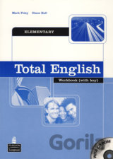 Total English Elementary Workbook + key+CD (Foley, M. - Hall, D.) [Paperback]