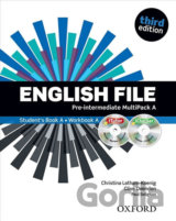 English File: Pre-intermediate - Multipack A with Oxford Online Skills