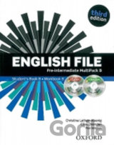 English File: Pre-intermediate - Multipack B