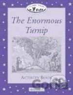 Classic Tales Beginner 1 Enormous Turnip Activity Book (Arengo, S.) [paperback]
