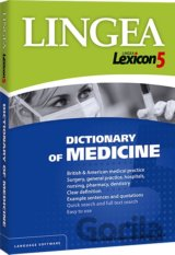 Lexicon 5 Dictionary of medicine [EN] [Médium CD]