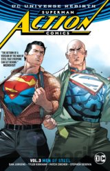 Superman Action Comics 3: Men of Steel