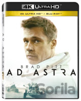 Ad Astra Ultra HD Blu-ray