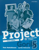 Project, 3rd Edition 5 Workbook + CD (SK Edition) (Hutchinson, T.)