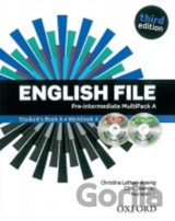 English File Pre-intermediate Multipack A with iTutor DVD-ROM