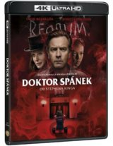 Doktor Spánek od Stephena Kinga Ultra HD Blu-ray