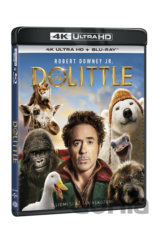Dolittle Ultra HD Blu-ray