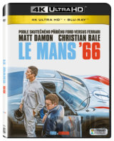 Le Mans ´66 Ultra HD Blu-ray