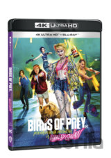Birds of Prey Ultra HD Blu-ray (Podivuhodná proměna Harley Quinn)