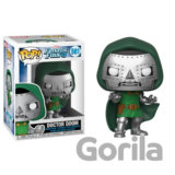 Funko POP Marvel: Fantastic Four - Doctor Doom