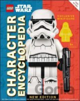 LEGO Star Wars Character Encyclopedia (New Edition)