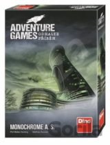 Adventure games: Monochrome a. s.