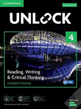 Unlock Level 4 Reading, Writing, & Critical Thinking Student´s Book