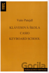 Casio KeyBoard School 1. (Vašo Patejdl)