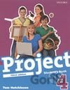 Project, 3rd Edition 4 Student's Book (Hutchinson, T.) [Paperback]
