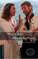 Oxford Bookworms Library 2 (Playscript) Much Ado about Nothing + CD (Hedge, T. (