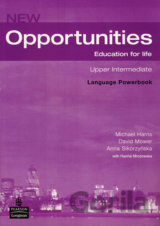 New Opportunities Upper-Inter Powerbook+CD-ROM (Harris, M. - Mower, D.)