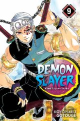 Demon Slayer: Kimetsu no Yaiba (Volume 9)