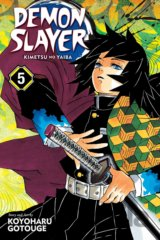 Demon Slayer: Kimetsu no Yaiba (Volume 5)