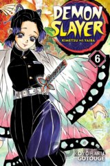 Demon Slayer: Kimetsu no Yaiba (Volume 6)
