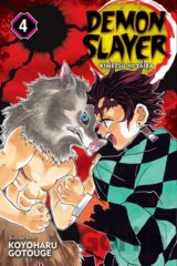 Demon Slayer: Kimetsu no Yaiba (Volume 4)