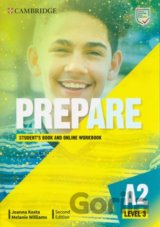 Prepare Level 3: Student´s Book and Online Workbook