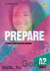 Prepare Level 2: Student´s Book and Online Workbook