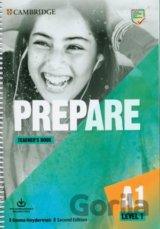 Prepare Level 1: Teacher´s Book with Downloadable Resource Pack