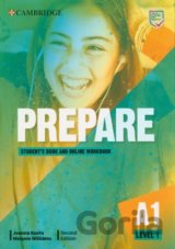 Prepare Level 1: Student´s Book and Online Workbook