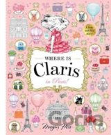Where is Claris? In Paris