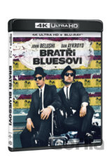 Bratři Bluesovi Ultra HD Blu-ray