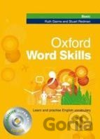 Oxford Word Skills Basic Student's Pack (Book and CD-ROM) (Redman, S.)