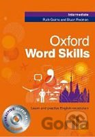Oxford Word Skills Intermediate: Student's Pack (book and CD-ROM) (Gairns, R. -