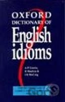 Oxford Dictionary of Engish Idioms (Cowie, A. P. - Mackin, R. - McCaig, I. R.) [