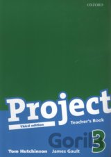 Project, 3rd Edition 3 Teacher's Book (Hutchinson, T.) [Paperback]